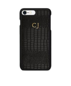 Crocodile Emboss iPhone 6 Plus Case - Monogrammed iPhone 6 Plus Case