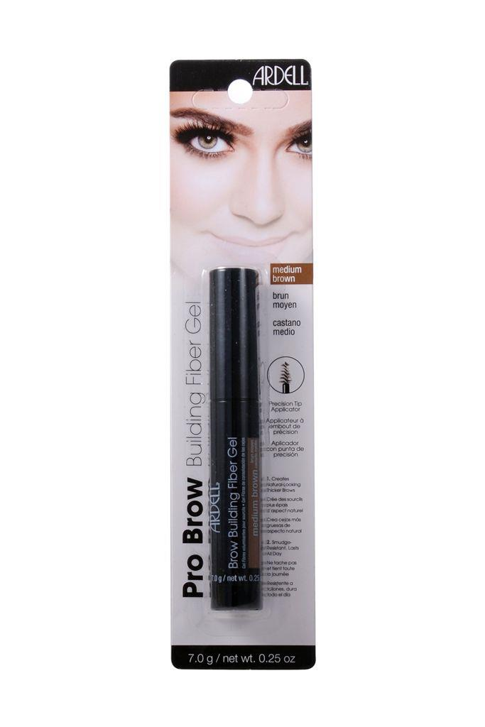 Ardell Pro Brow Building Fiber Gel Medium Brown