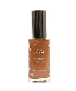 100% Pure All Over Glow - Deeply Sun Kissed - Deeply Sun Kissed