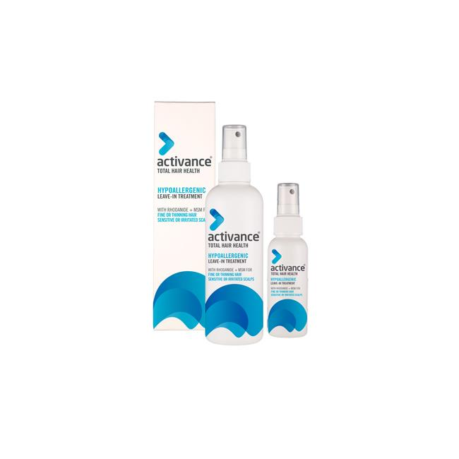 Activance Hypoallergenic Leave-in Treatment Duo