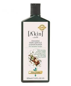 A'kin Unscented Wheat Free Very Gentle Conditioner 500ml pump