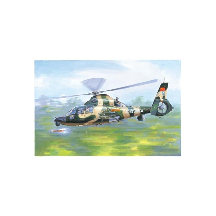 Trumpeter 1/35 Chinese Z-9WA Helicopter Kit TP-05109