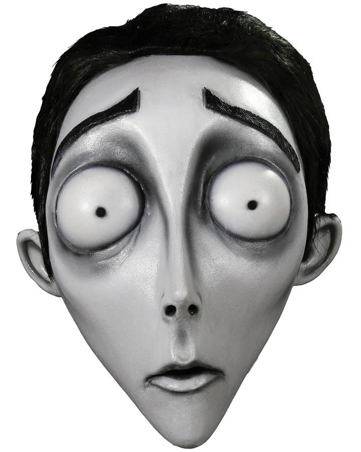 The Corpse Bride Victor Mask