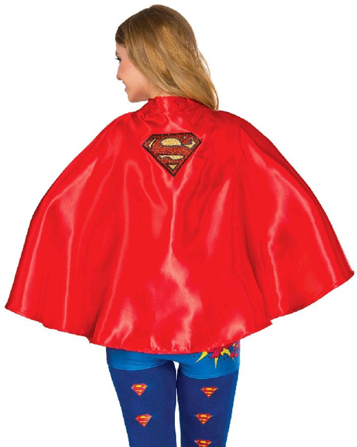 Supergirl Deluxe Cape