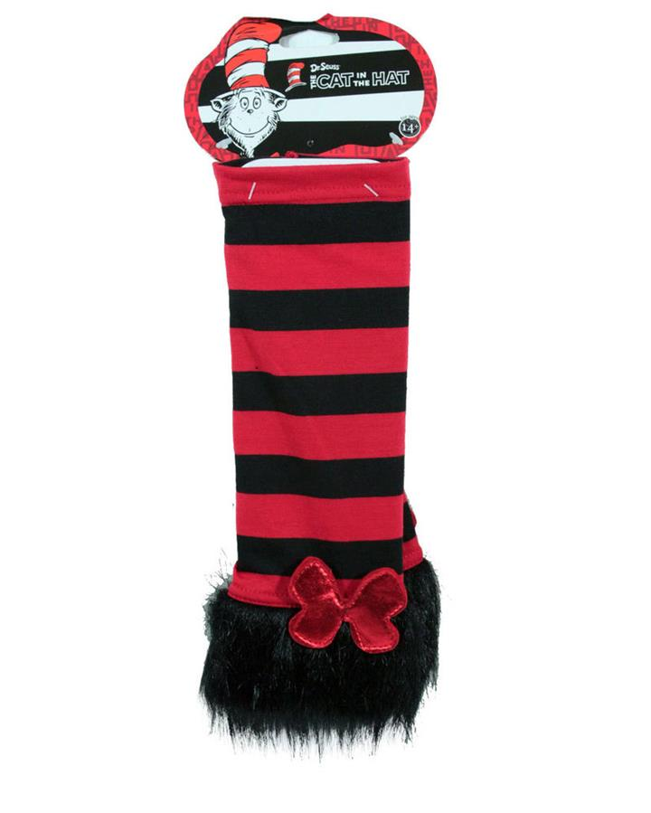 Dr Seuss Cat in the Hat Glovettes