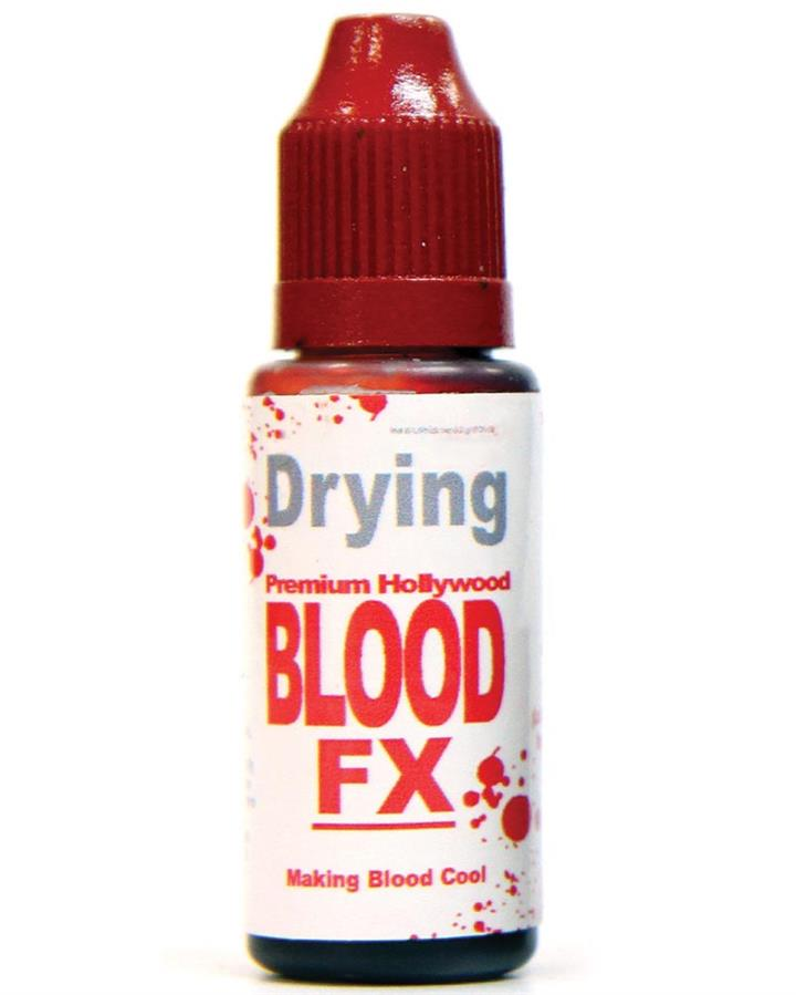 Red Drying Blood FX