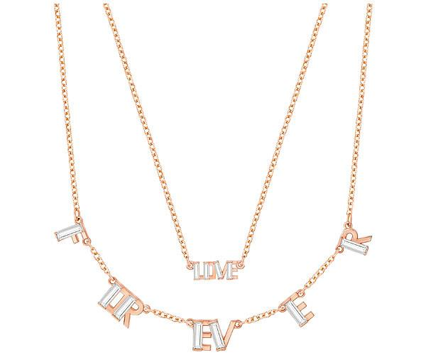 Swarovski Admiration Forever Necklace Set