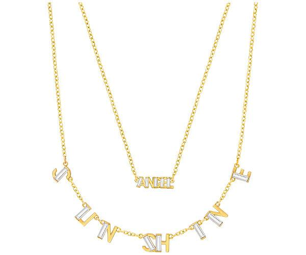 Swarovski Admiration Sunshine Necklace Set