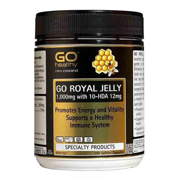 GO Healthy Go Royal Jelly 1