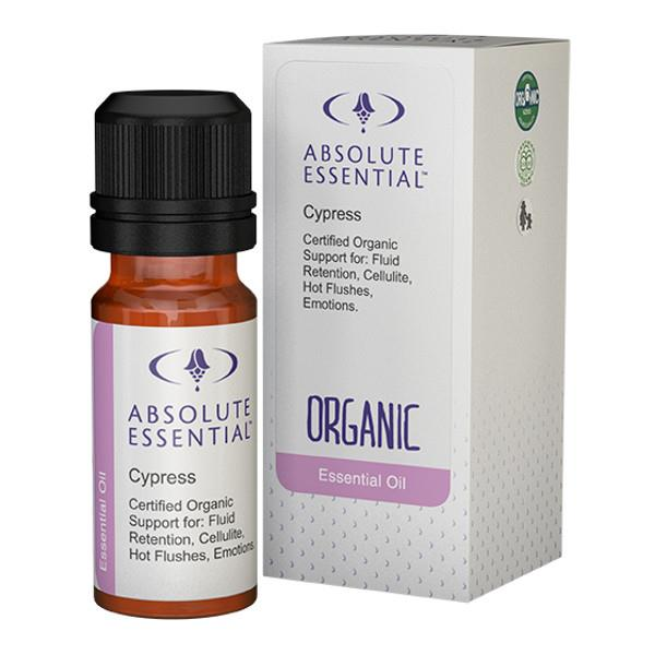 Absolute Essential Cypress Organic Essential Oil 10ml