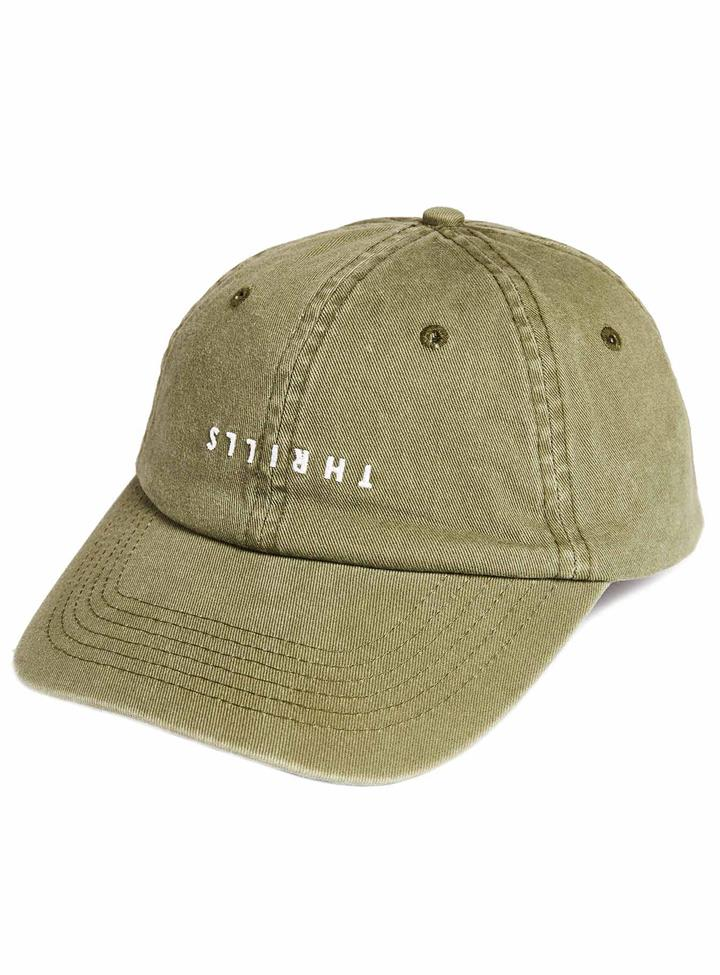 """Women's """"Thrills Classic Country Cap Army Green"""" Army Green"""