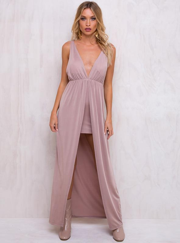 Women's AndCo Cabo Dress Antique Blush