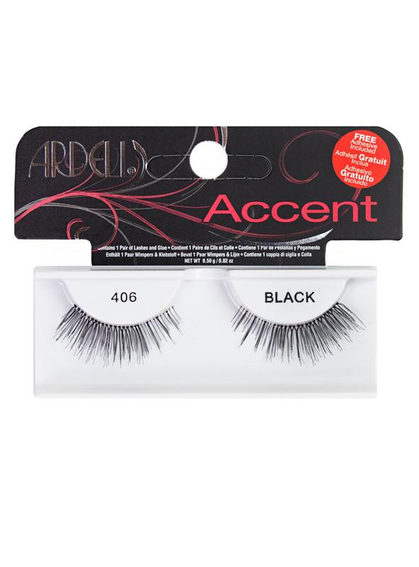 Women's Ardell Edgy Lash 406 Black