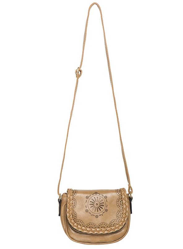 Women's Brown Gypsy Traveller Bag Brown