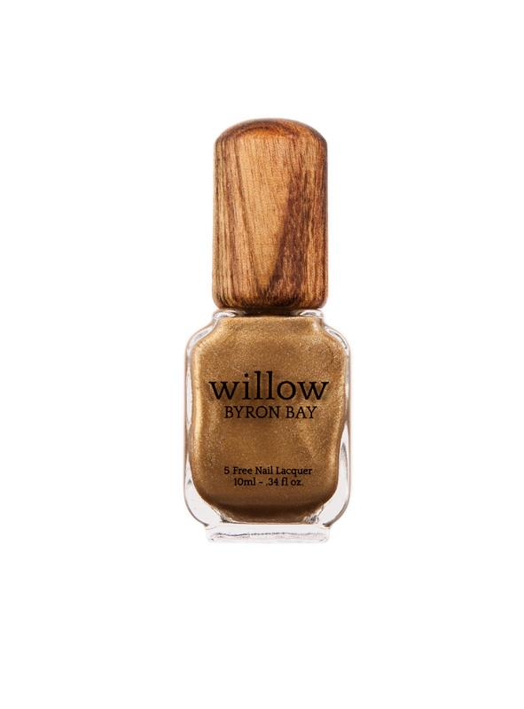 Women's Sundance Nailpolish Gold