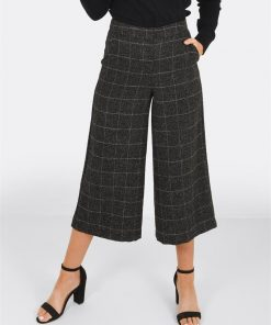 Alexa Structured Culottes