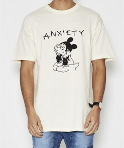 Anxiety T-Shirt Ivory