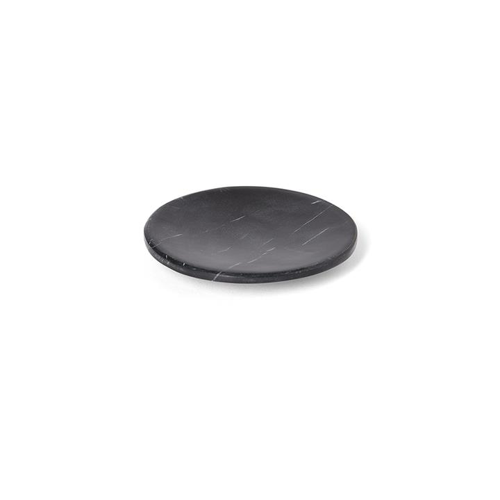 Baby Midnight Flared Dish | Marble