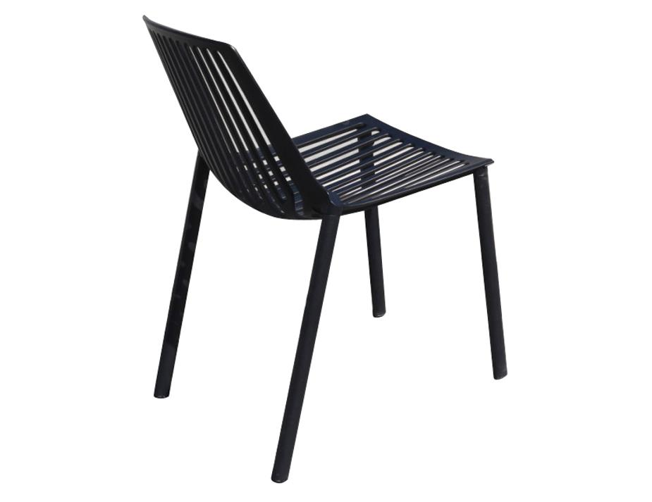Alby Chair | Black or White