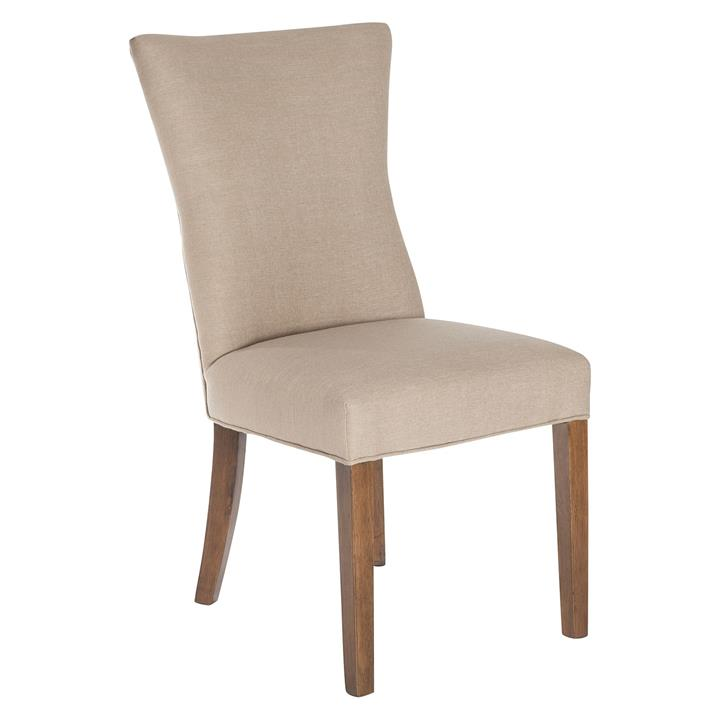 Elliot Linen Dining Chair