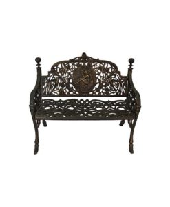Cameo Iron Bench