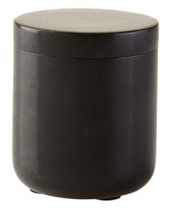 Polished Stone Canister