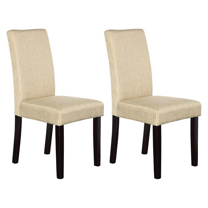 Cabrini Sand Dining Chair (Set of 2)
