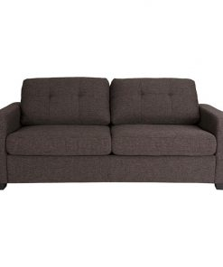 Hunter Coffee Queen Sofa Bed