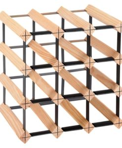 Francisco Timber Wine Rack