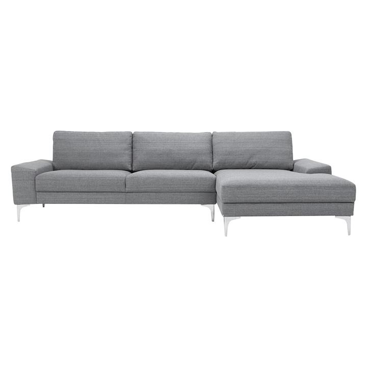 Johan 3 Seater Right Chaise Lounge