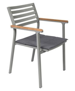 Opper Teak Outdoor Dining Chair