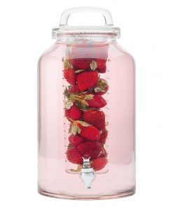 Refresh Beverage Dispenser with Infuser