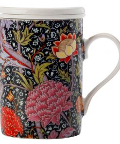 William Morris Cray Infuser Mug