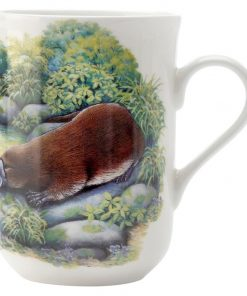 Cashmere Animals of Australia Platypus Mug