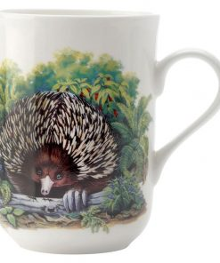 Cashmere Animals of Australia Echidna Mug