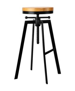 Powis Adjustable Bar Stool