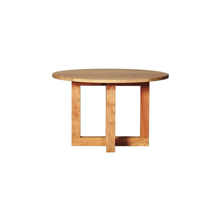 Chunky Round Dining Table