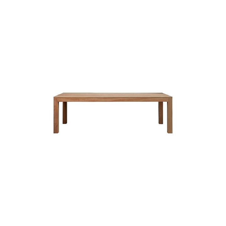 Chunky Dining Table
