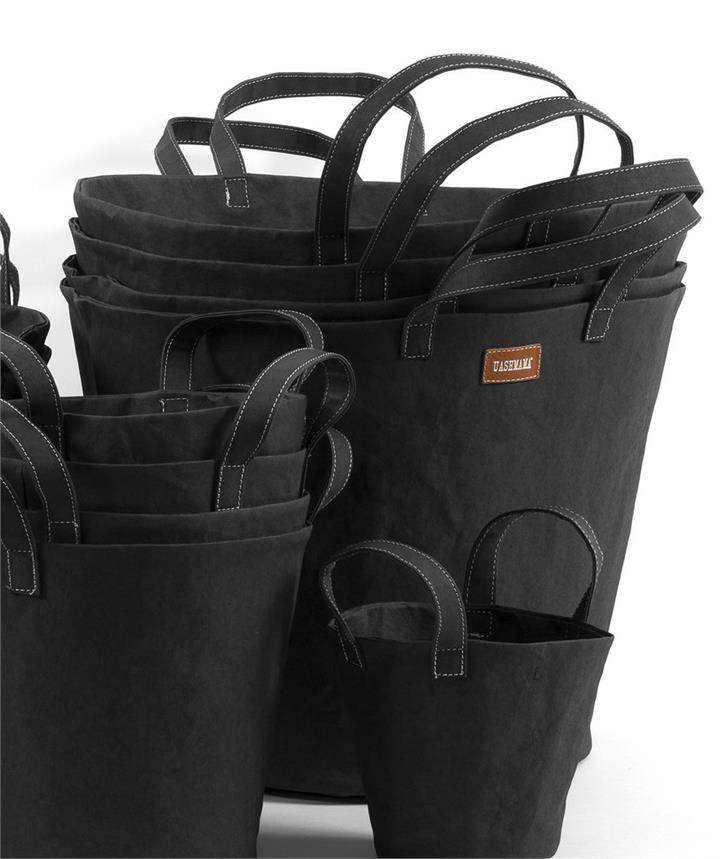 Paper Bucket - Small/Black