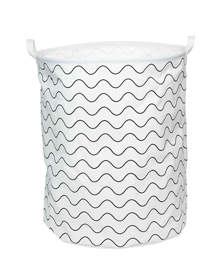 Tide Small Canvas Basket