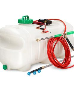 100L PumpDriven Chemical Tank Garden Weed Sprayer
