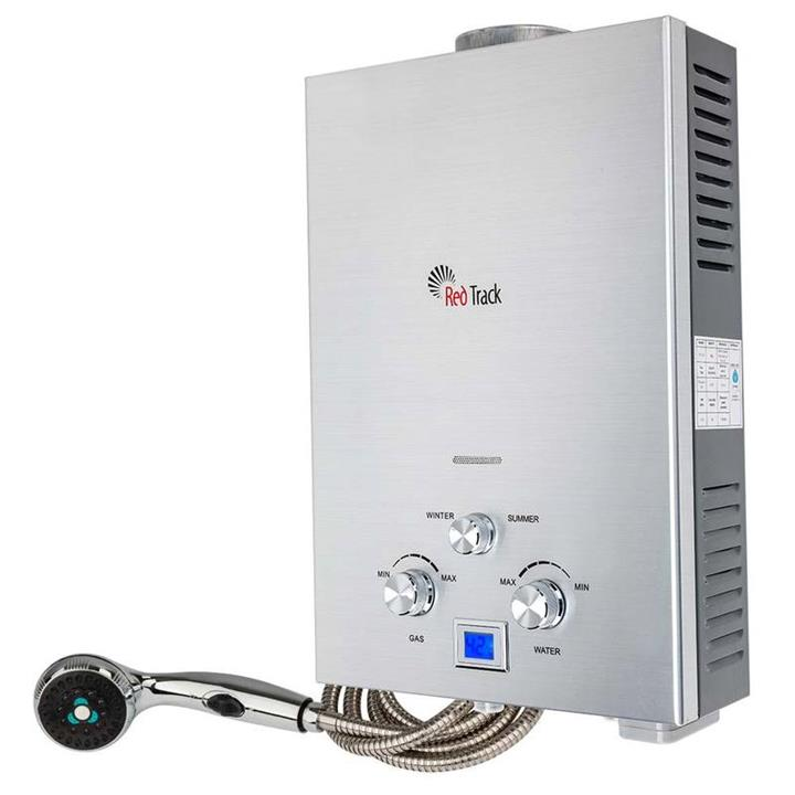 Portable Gas Hot Water Heater with Pump -RTK-12
