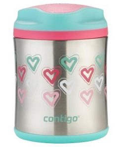 Contigo Food Jar Hearts 300ml