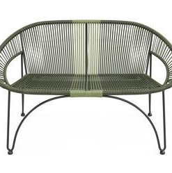 Muro Outdoor 2 Seater - Green