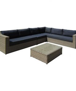 Dubai 5 Piece Modular Lounge Set
