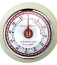 Round Magnet Kitchen Timer