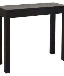 Hague Chocolate Console Table