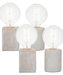 Django Table Lamp (Set of 4)
