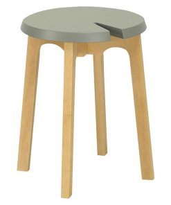 Candice Grey Stool