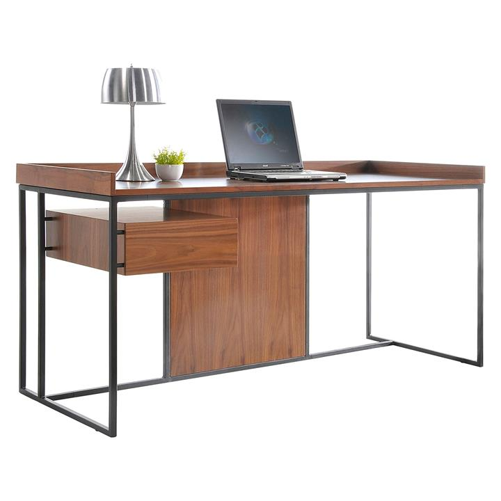 Wadsworth Walnut Desk